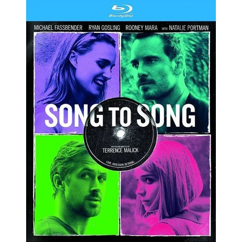 Song to Song [Blu-ray] [2017]