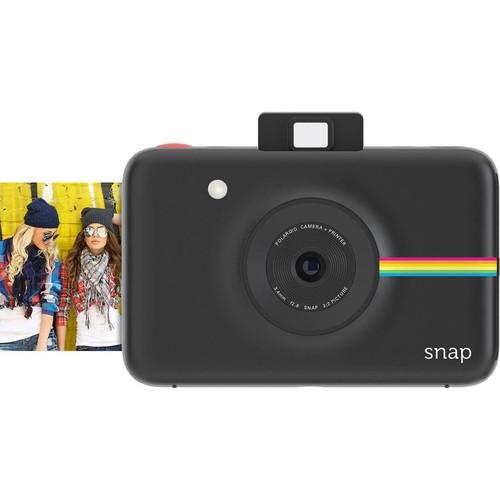 Polaroid Snap (Black) Digital instant camera