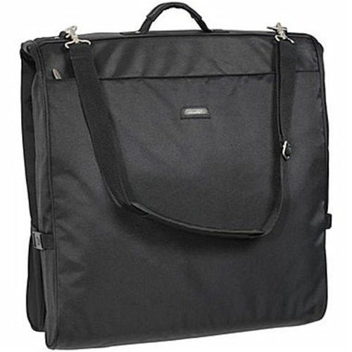 WallyBags 45-inch Bi-fold Garment Bag with Shoulder Strap