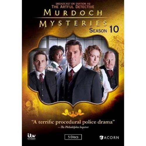 Murdoch Mysteries: Season 10 [DVD]