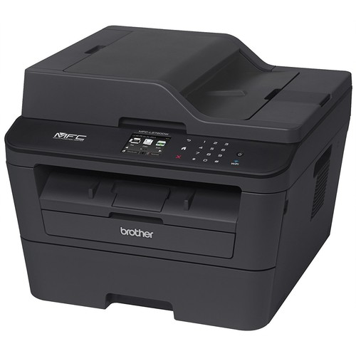 Brother Printer MFCL2720DW Compact Laser All-In One with Wireless Networking and Duplex Printing, Amazon Dash Replenishment Enabled [Printer only]