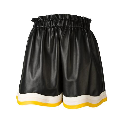 FENDI Pleated Detail Shorts