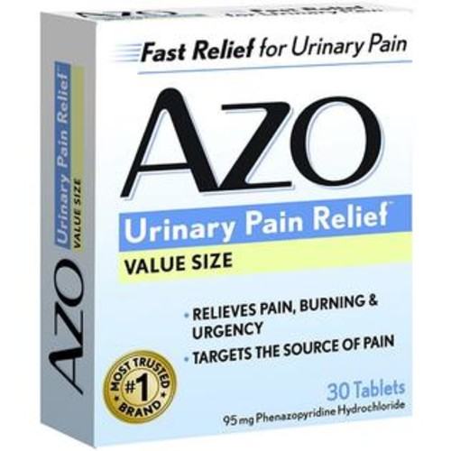 Azo Urinary Pain Relief Tablets 30 ea