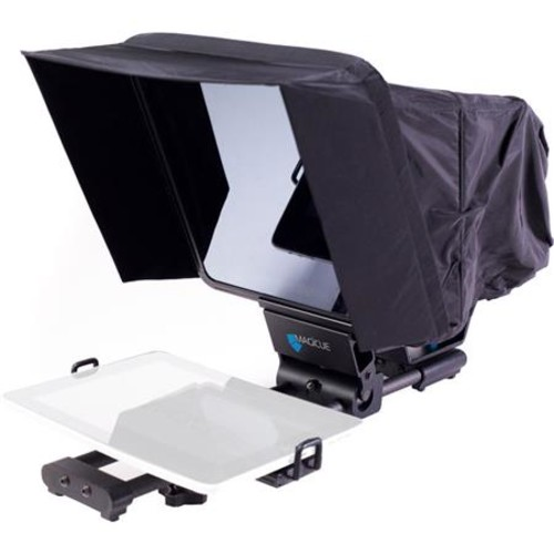 MagiCue Mobile Series Teleprompter System with Hard Carrying Case