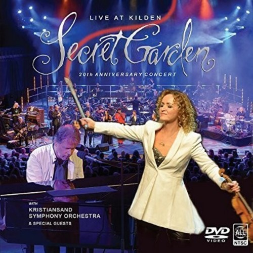 Live at Kilden: 20th Anniversary Concert (DVD)