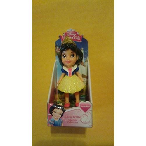 Disney Princess Sparkle Collection Mini Toddler Snow White - 3