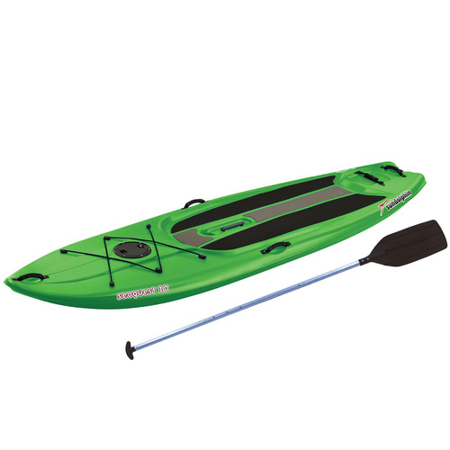 Sun Dolphin Seaquest 10' Paddle Board - Lime