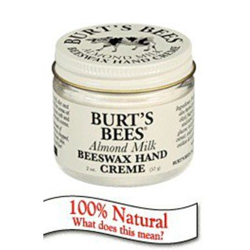Almond Milk Beeswax Hand Creme Burt's Bees 2 oz Cream