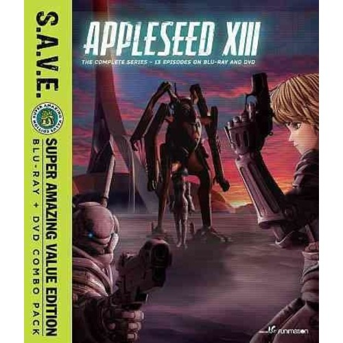 Appleseed XIII: The Complete Series (Blu-ray Disc)