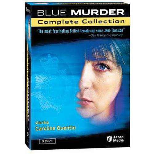 Blue Murder Complete Collection [9 Discs] [DVD]