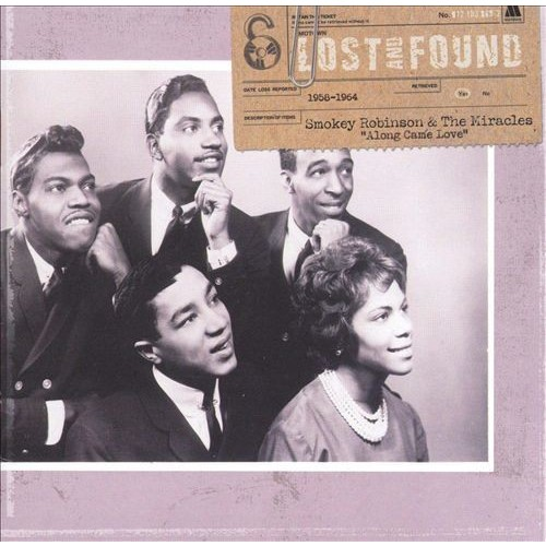 Lost & Found: Along Came Love (1958-1964) [CD]