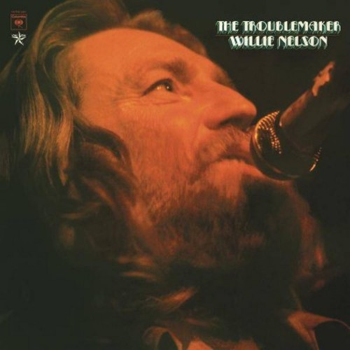 Willie nelson - Troublemaker (CD)