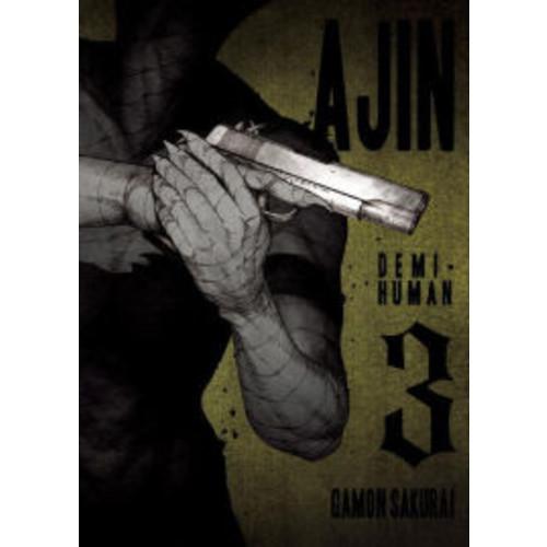 Ajin: Demi Human, Volume 3