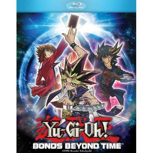 Yu-Gi-Oh: Bonds Beyond Time (Blu-ray)
