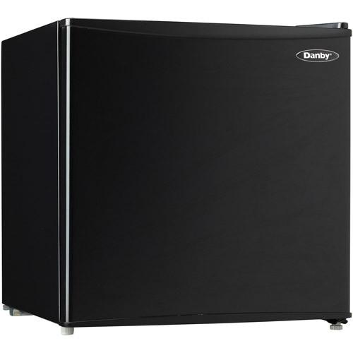 Danby 1.7 cu.ft. Compact Refrigerator, Black
