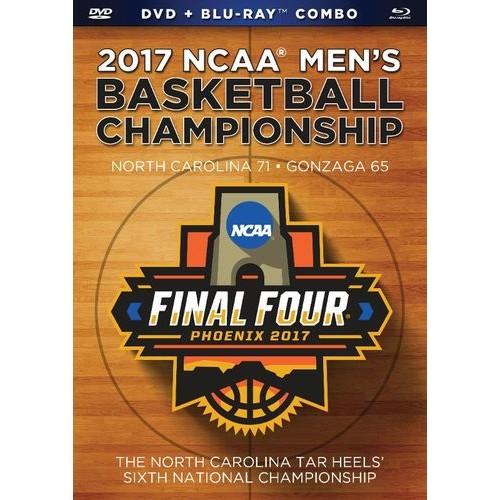 2017 NCAA Men's Basketball Championship [Blu-ray/DVD] [2017]