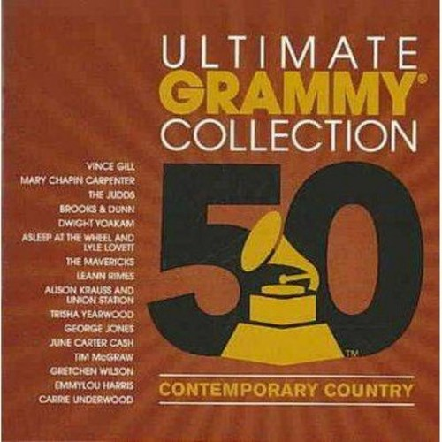 Various - Ultimate Grammy Collection: Contemporary Country