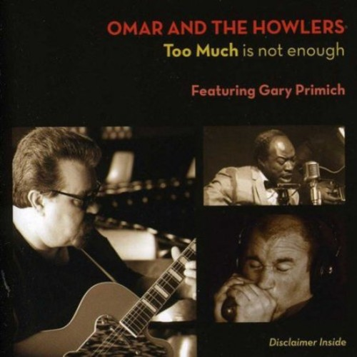 Too Much Is Not Enough [CD]