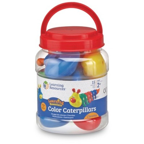Learning Resources Snap-N-Learn Color Caterpillars