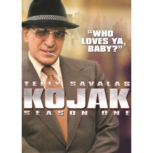Kojak: Season One [5 Discs] [DVD]