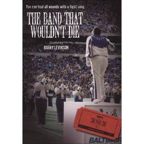 ESPN Films 30 for 30: The Band That Wouldn't Die [DVD] [2009]