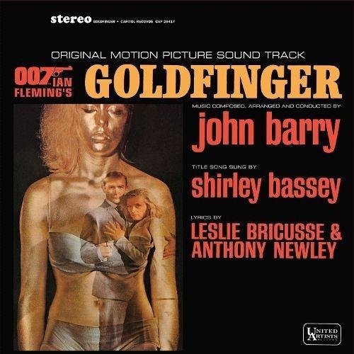 Goldfinger [Original Motion Picture Soundtrack] [LP] - VINYL