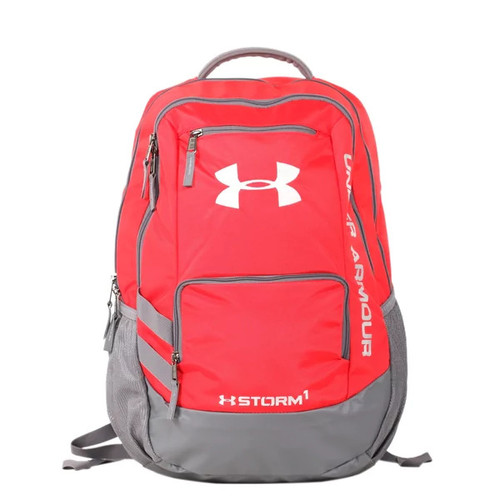Under Armour Red Hustle II Backpack