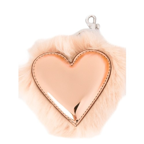 STELLA MCCARTNEY Heart Shape Keyring