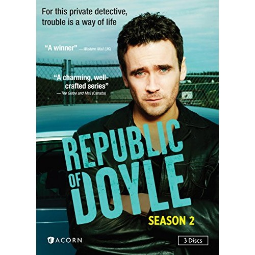 Republic of Doyle: Season 2: Allan Hawco, Sean McGinley, Lynda Boyd, James Allodi, Stefan Scaini, Steve DiMarco: Movies & TV