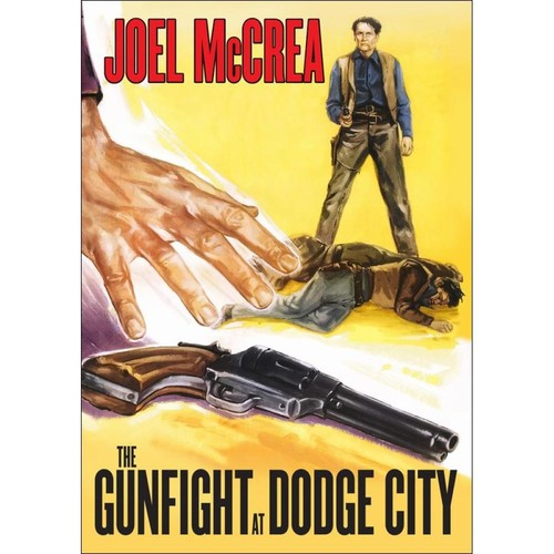The Gunfight at Dodge City [DVD] [1959]