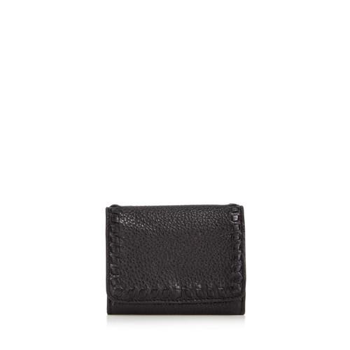 REBECCA MINKOFF Vanity Mini Leather Wallet