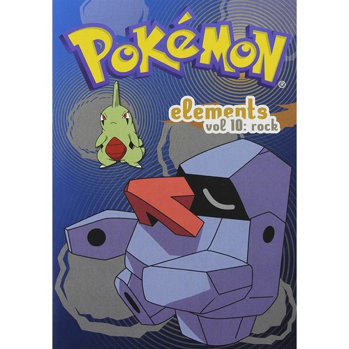 Pokemon Elements: Volume 10