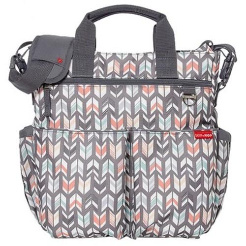 Skip Hop DUO SIGNATURE Diaper Bag - Pastel Arrows