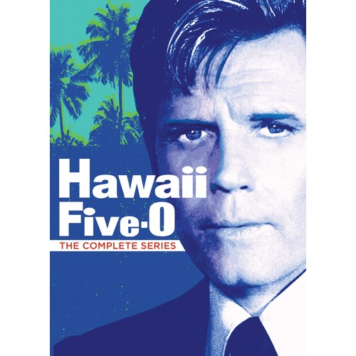 Hawaii Five-O: The Complete Original Series [72 Discs] [DVD]