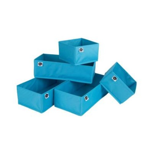 South Shore Storit Blue Drawer organizers