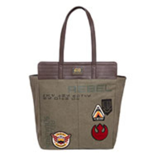Rebel vs Empire Twill and Tote