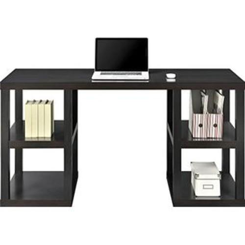 Altra Furniture Altra Parsons Deluxe Desk, Espresso