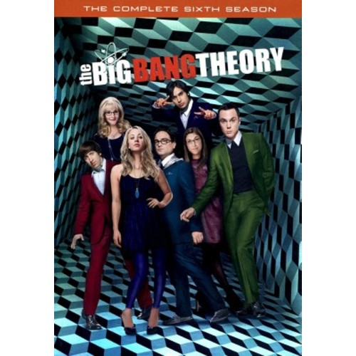 The Big Bang Theory: The Complete Sixth Season [3 Discs] [DVD]