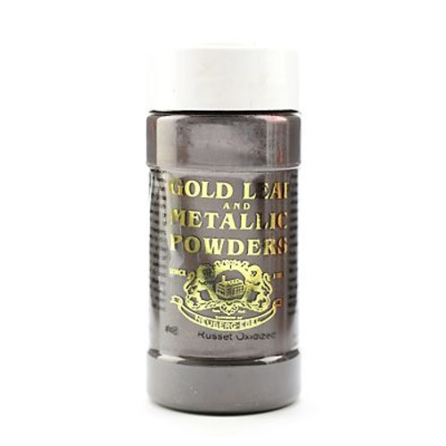 Gold Leaf And Metallic Co. Metallic And Mica Powders Russet Oxidized 2 Oz. (GLMP-0048-002)
