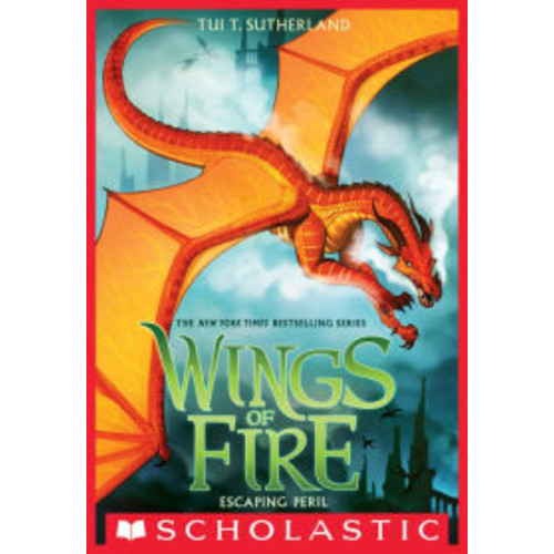 Escaping Peril (Wings of Fire Series #8)