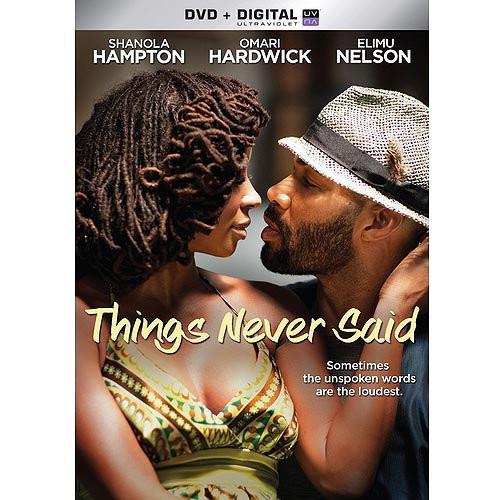 Things Never Said (DVD)