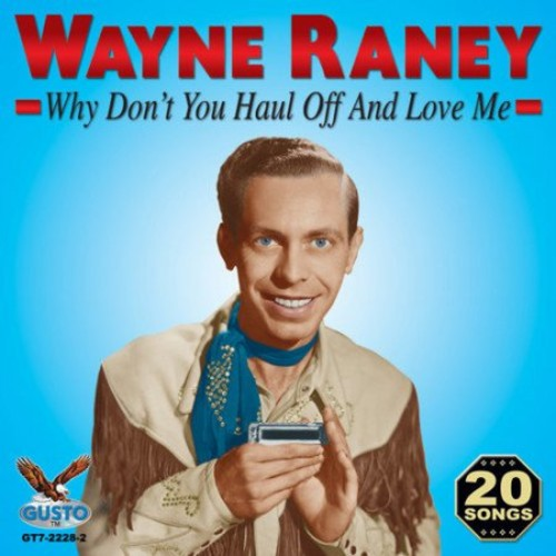 Why Don't You Haul off and Love Me [CD]