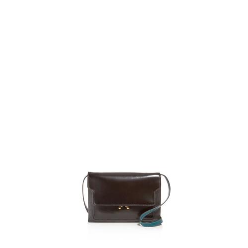 Trunk Pochette Leather Crossbody