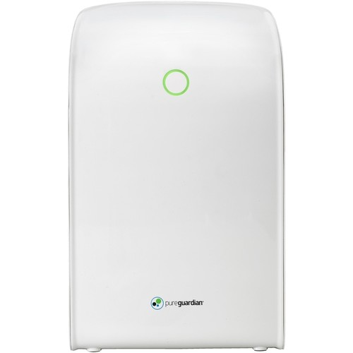PureGuardian - Portable Dehumidifier - Crystal white