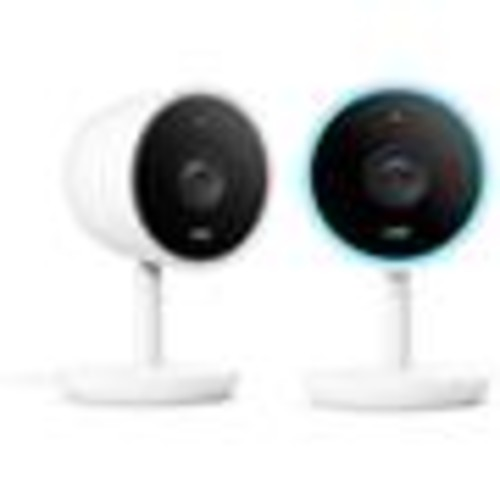 Nest Cam IQ Indoor Wireless indoor security camera (2 pack)