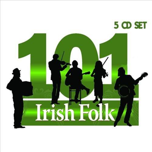 101 Irish Folk [CD]