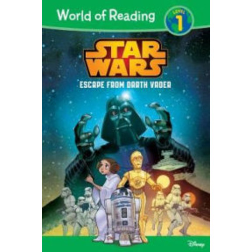 World of Reading Star Wars: Escape From Darth Vader (Level 1)