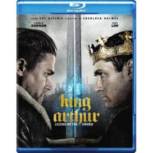 King Arthur: Legend of the Sword [Blu-Ray] [DVD] [Digital HD]