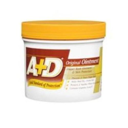 A&D A u0026 D Diaper Rash Ointment And Skin Protectant, Original 16 oz by A u0026 D
