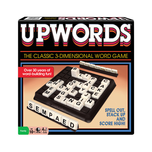 Winning Moves Games Classic Upwords